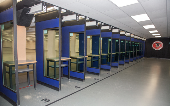 NRA Headquarters Range